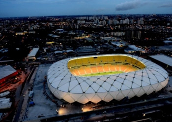За две недели до ЧМ в Бразилии объявлено чрезвычайное положение