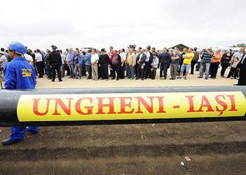 Молдавия ожидает первые поставки газа из Румынии в конце августа