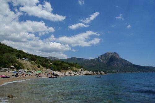 Путешествие в Крым на великах