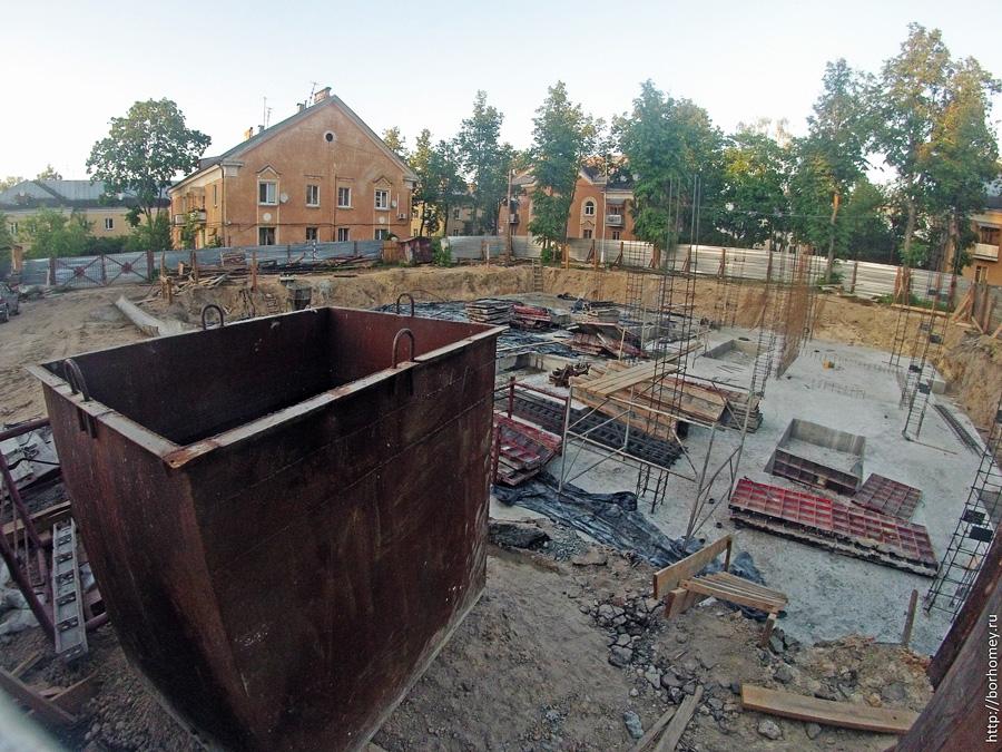 строительство новой гостиницы на улице гагарина в сарове