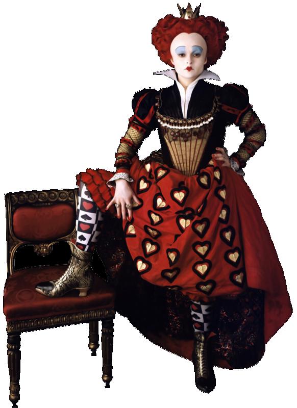 Алиса в стране чудес картинка королевы картинки