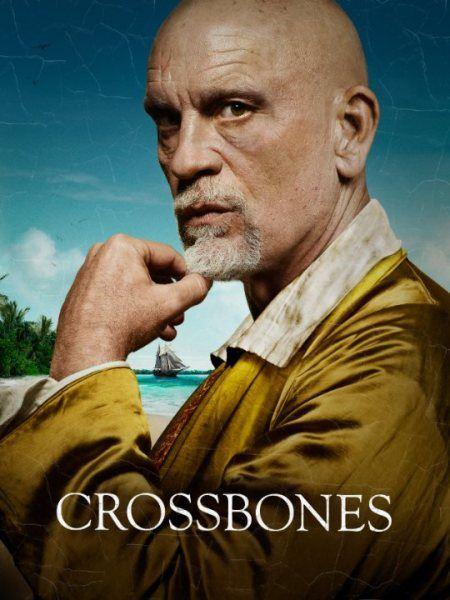 Череп и кости / Crossbones (1 сезон/2014/WEB-DLRip)
