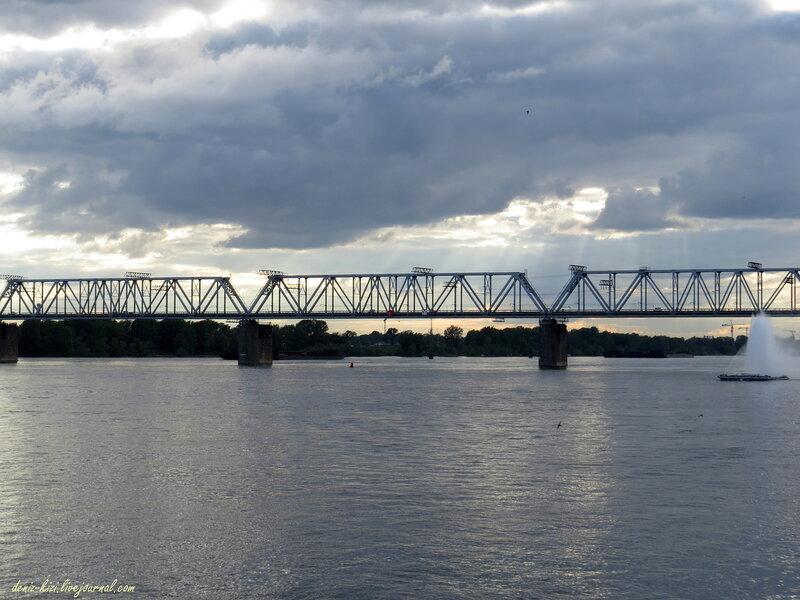 Мосты через Обь 8