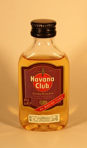 Ром Havana Club Anejo Reserva El Ron De Cuba