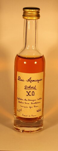 Арманьяк Bas Armagnac Delord XO Appellation Armagnac Controlee