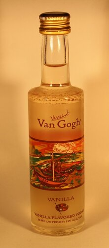 Водка Vincent Van Gogh Vanilla Flavored Vodka