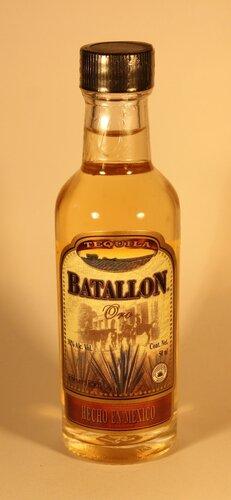 Текила Tequila Batallon Oro