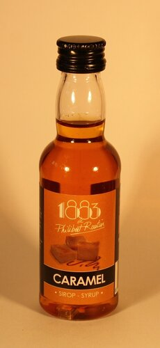 Сироп 1883 de Philibert Routin Caramel Sirop