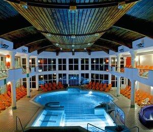 Бассейн в гостинице Европа, Хевиз