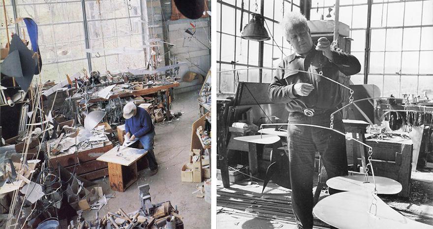 19. Александр Колдер (Alexander Calder)