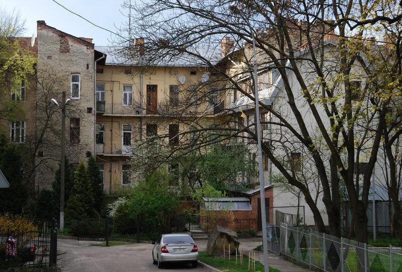 ул. Карпатская