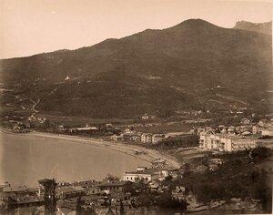 Вид на город с Поликуровского холма.
