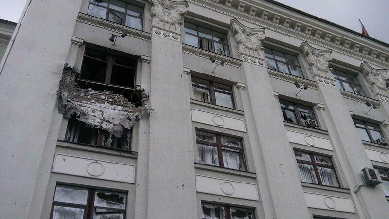 взрыв в лога луганск 2 июня 2014 года