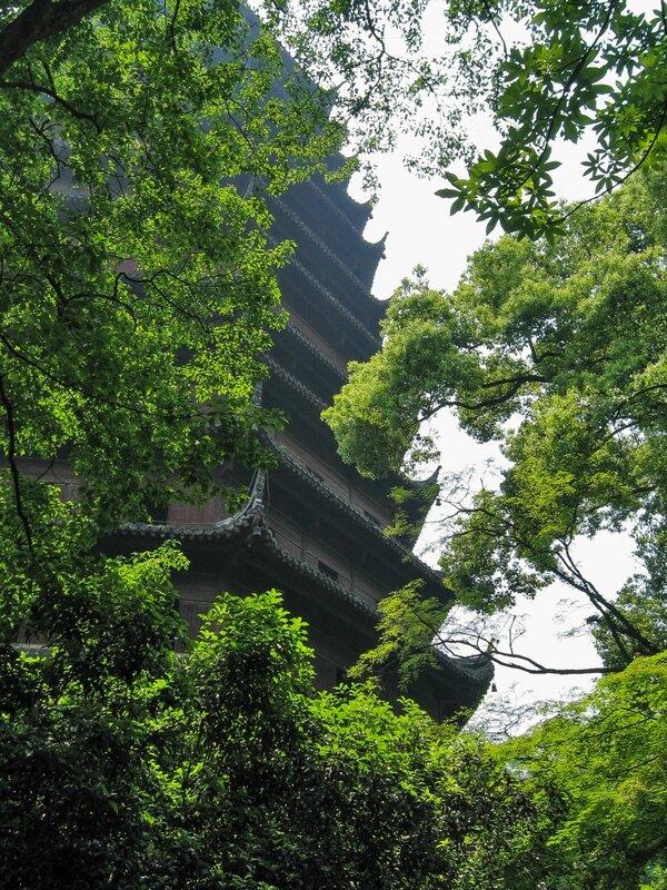 Пагода Шести гармоний, Ханчжоу