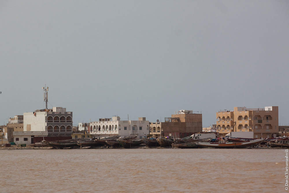 Сенегал, Сен-Луи