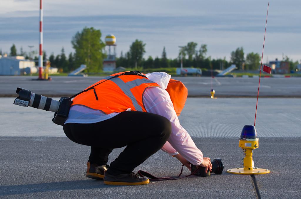 Фотография 10. Что снять на взлетном поле в аэропорту Кольцово?