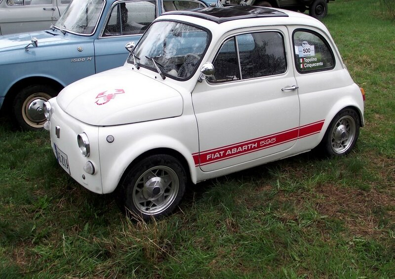 Fiat 500 (1957–1975)