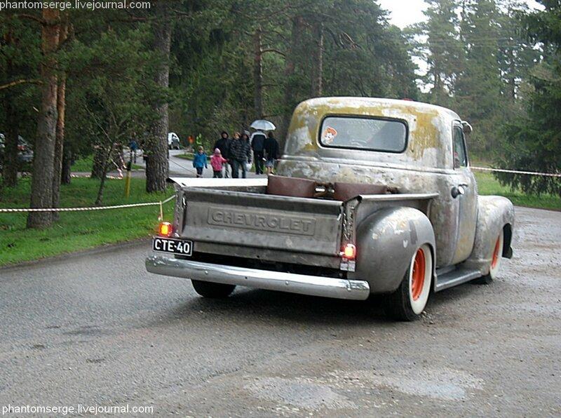 Chevrolet 3100 Pickup Truck