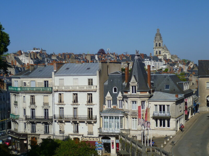 Франция, город Блуа (France, the city of Blois)