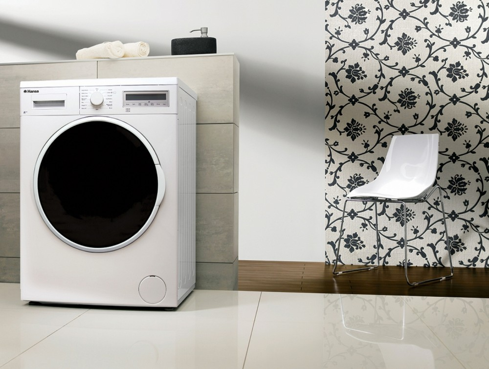 Ханса Спейс Лайн стиральные машины с космическими технологиями