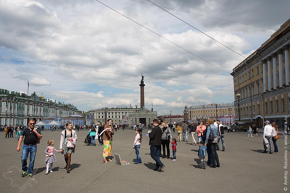 День ангела в Санкт-Петербурге