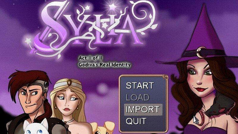 Sylia: Act 2