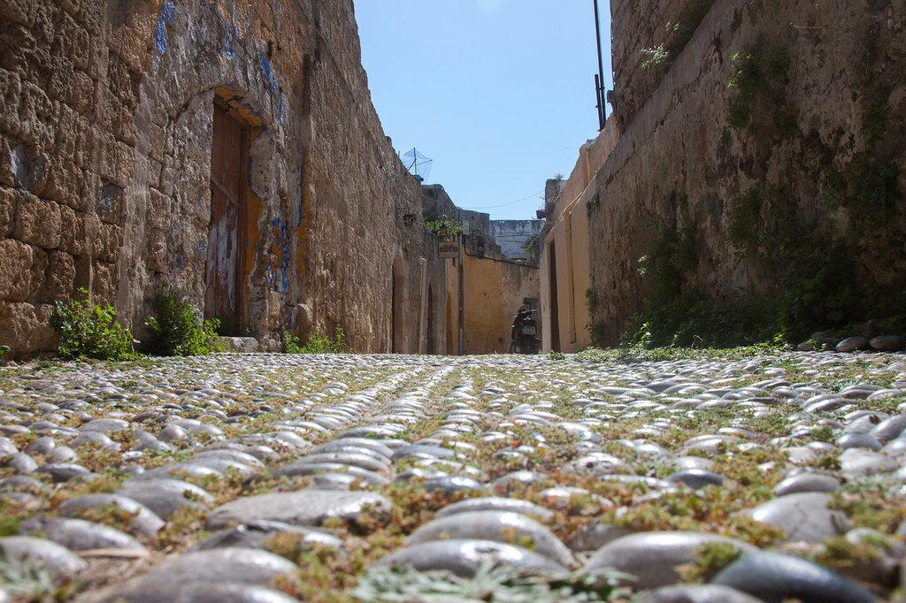 Родос, Старый город