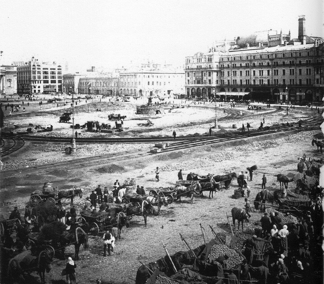 683. Воскресенская площадь.1908