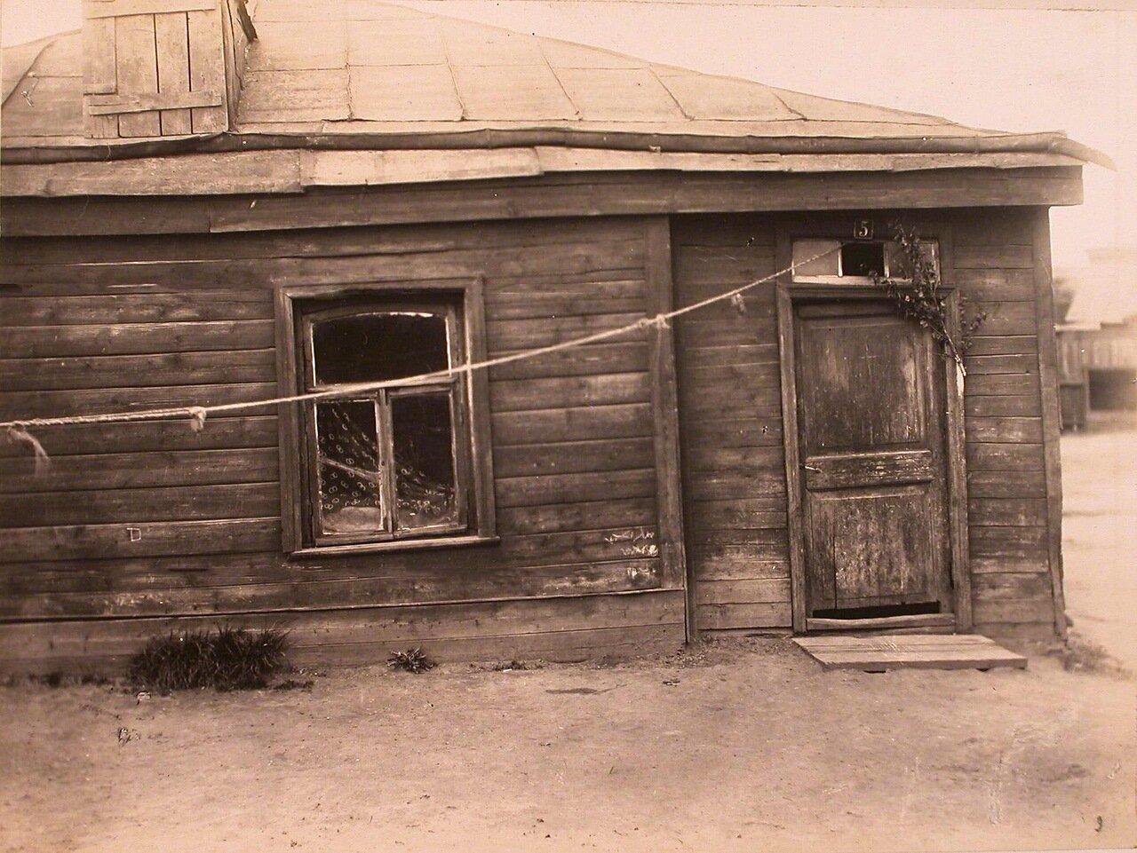 Вид дома Евдокимова