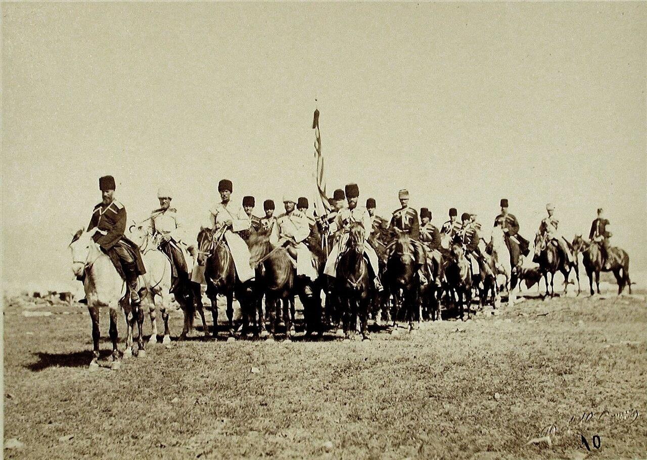 Конвой Главнокомандующего великого князя Николая Николаевича-старшего