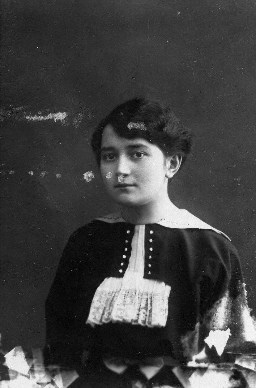 Богаевская - студентка