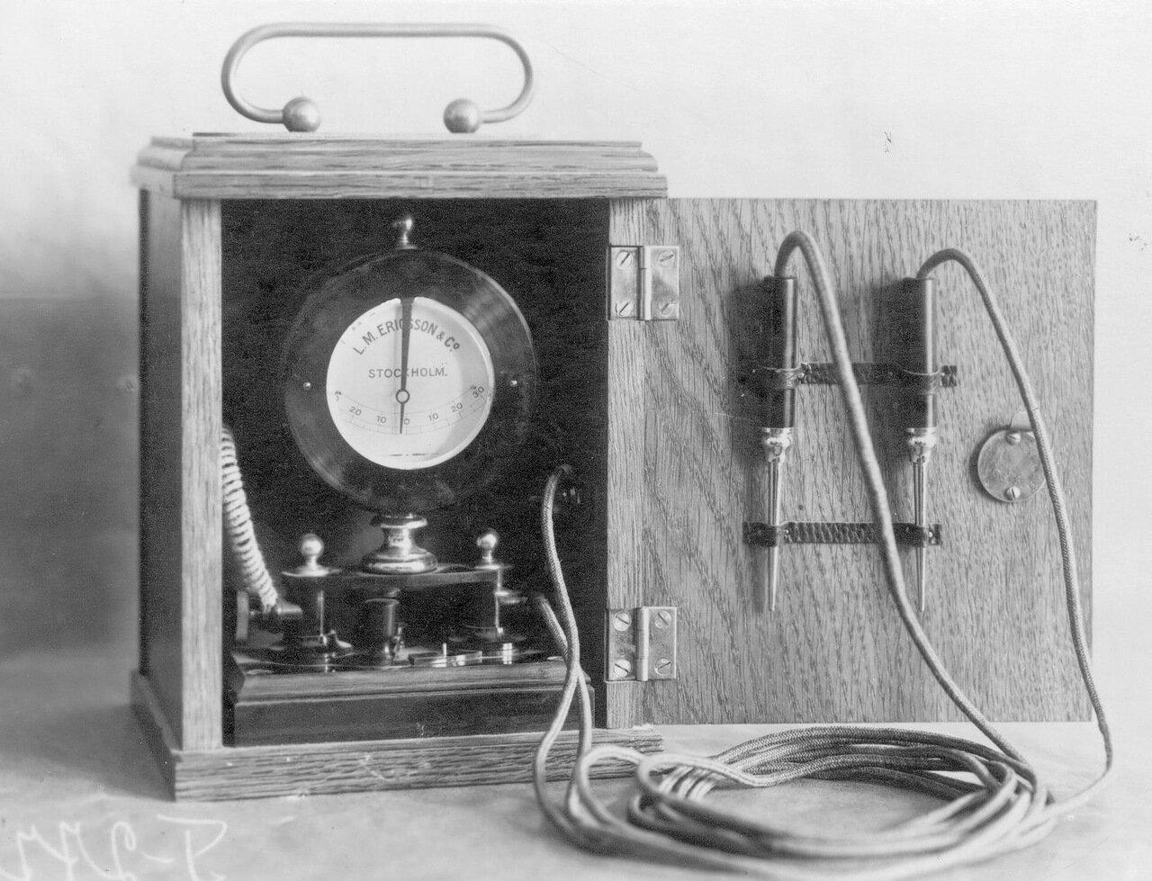 17. Внешний вид измерительного прибора Вольтметр