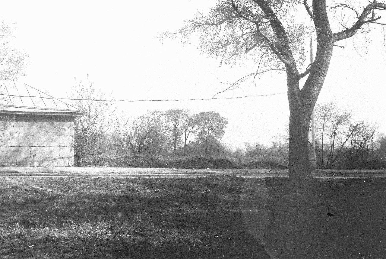 1981. Снимок третий из серии панорама улицы Большой, после сноса