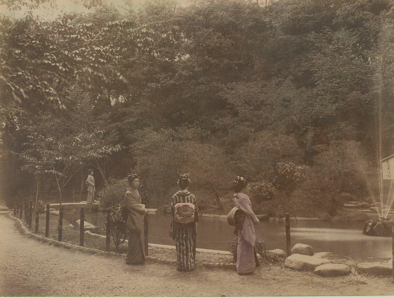 Нагасаки. Парк Осва