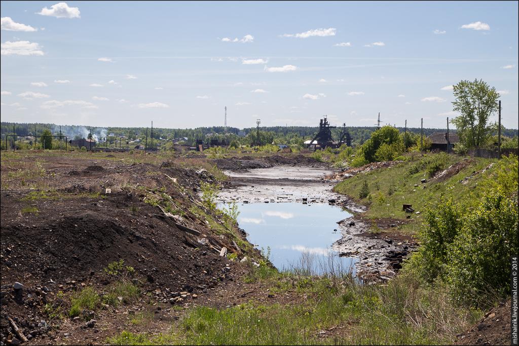 Ближнезаводской рудник Верхняя Синячиха