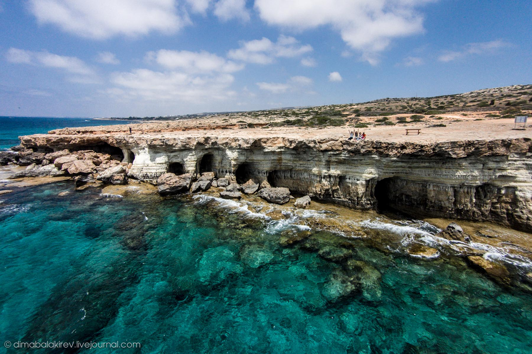 Пещеры Кипра