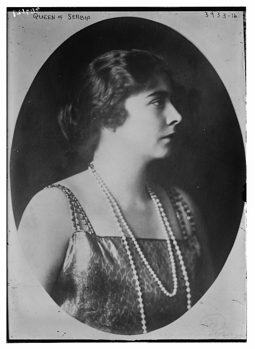 Queen of Serbia