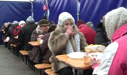 Социальную столовую в Бельцах посетили более 25 тыс людей