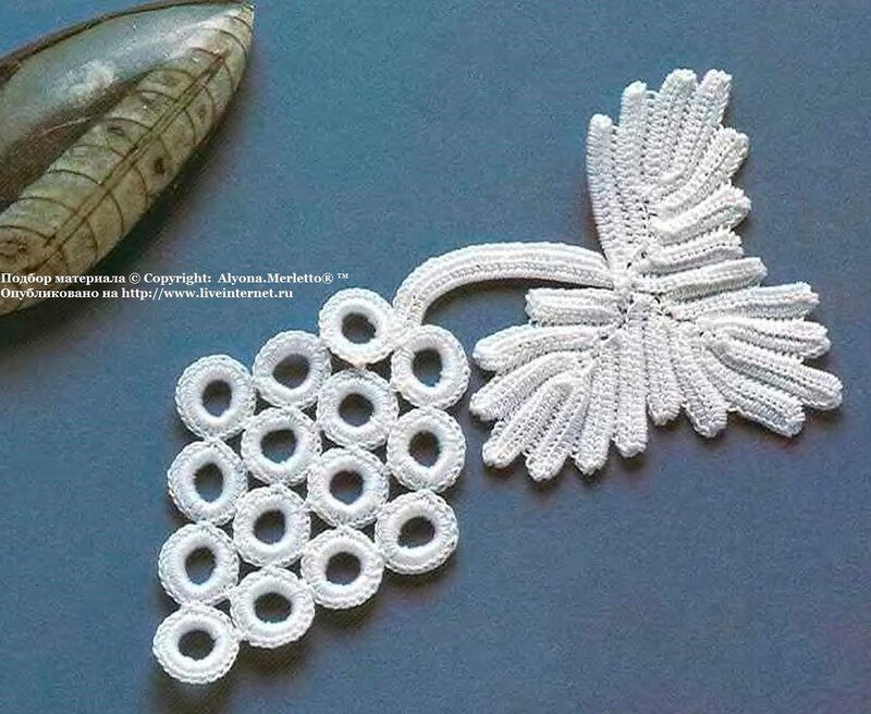 Irish Crochet,Merletto irlandese