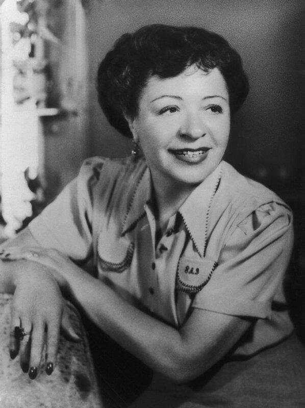 Polly Adler , 1953.jpg