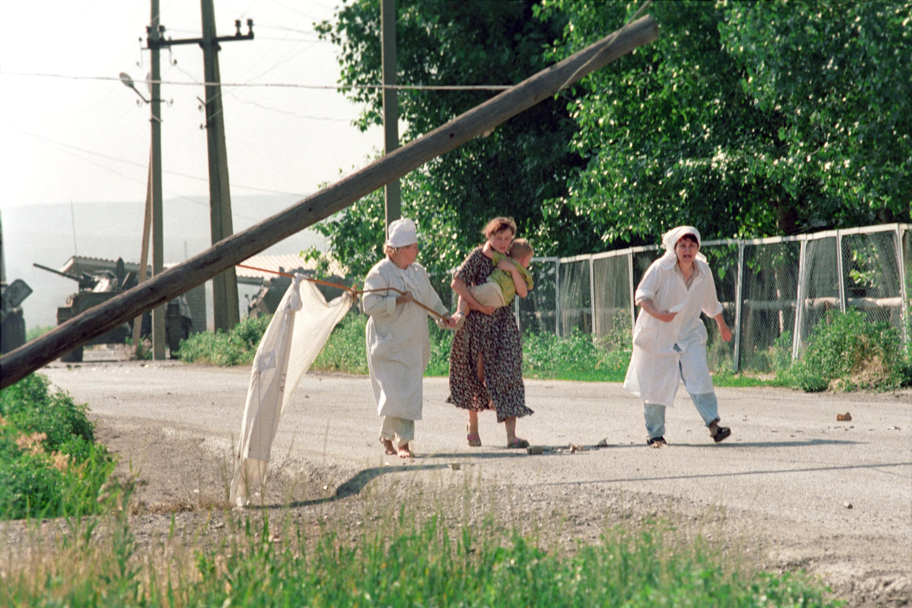 События в Буденновске, 1995 год