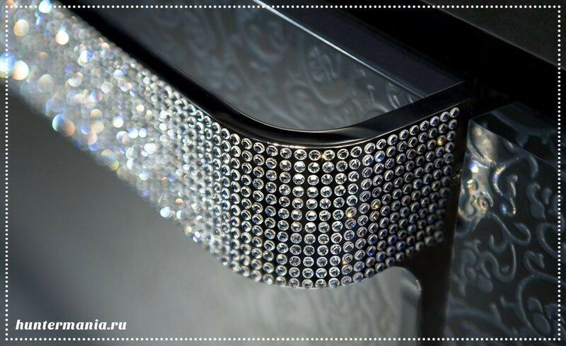 INO Meuble Crystal kitchen бриллиантовая кухня