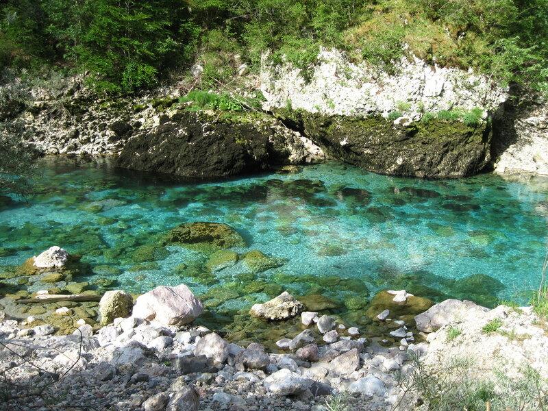 река пива север Черногории