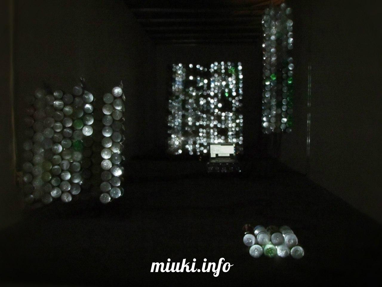 KOBE Biennale 2011 (световая инсталляция)