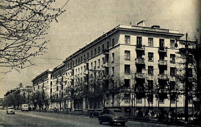 Кишинёв 1964 - проспект имени Ленина.jpg