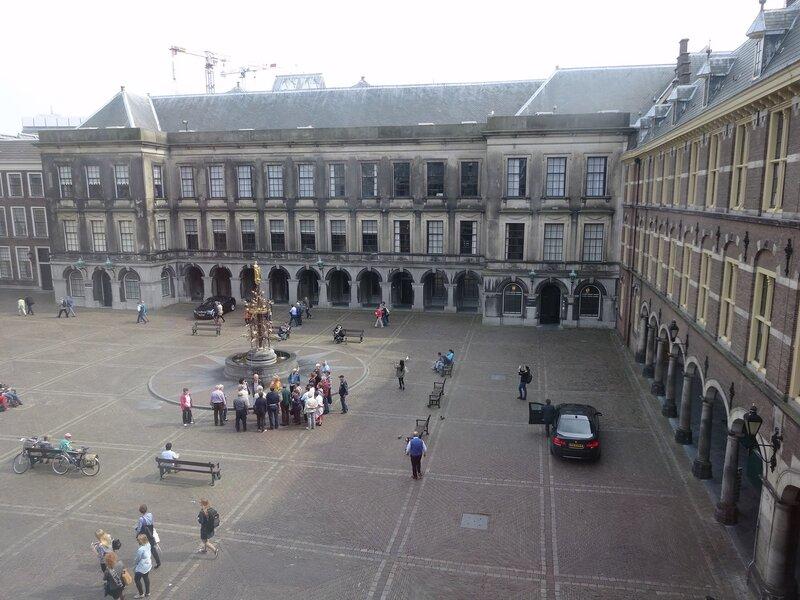 дворцовый комплекс Бинненхоф