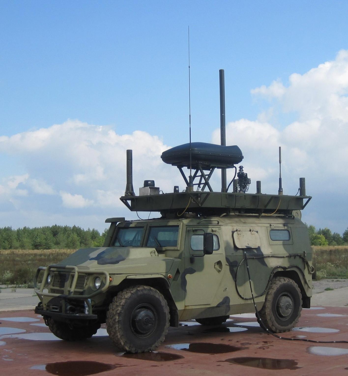 На фугасе подорвалась боевая машина разминирования украинских войск, - пресс-центр АТО - Цензор.НЕТ 2968