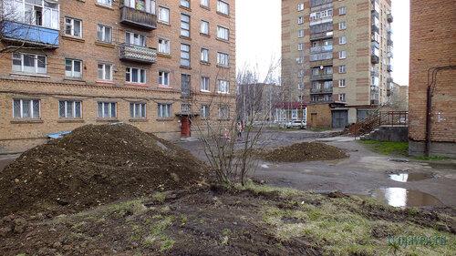 Фото города Инта №6819  Горького 17, 11 и 13 02.06.2014_16:29
