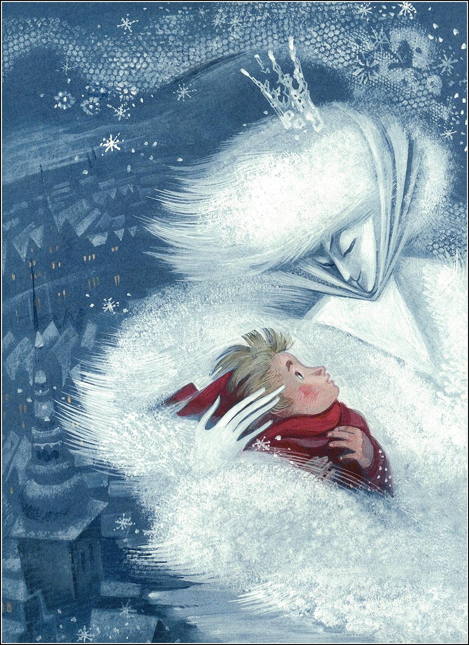 Ника Гольц, Снежная королева