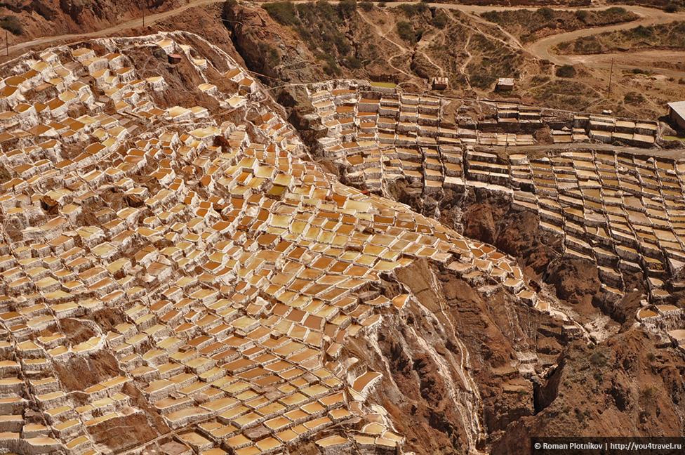 0 16a205 cfdc188e orig Морай и соляные копи Мараса недалеко от Куско в Перу